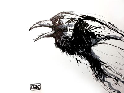 Inktober sketch 1