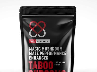 TabooShrooms Magic Mushroom Capsule