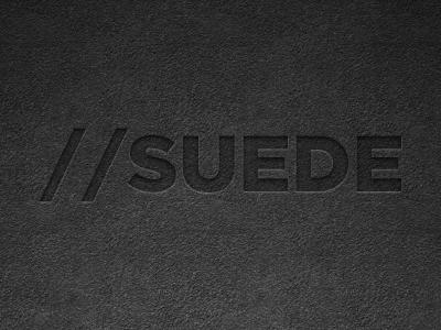 Suede Leather suede leather skeuomorphism photoshop
