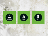 CSC Bike Icons