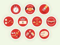 Self-Publishing Icons