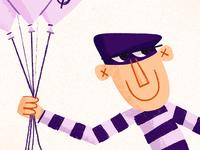 Balloon Burglar