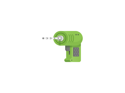 You Know ... screw illustration icon tool drill