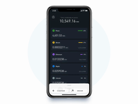 Buy, sell and send crypto