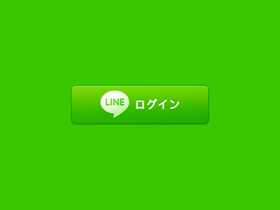 LINE green button line japan