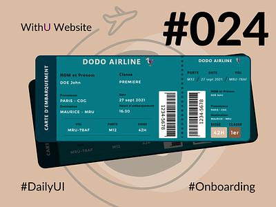 DailyUI 024 - On Boarding ux design trip onboarding ui ux webdesign webdesigner wednesday designer design web app ui figma dailyuichallenge dailyui