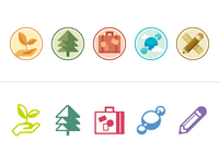 Program icons revisited