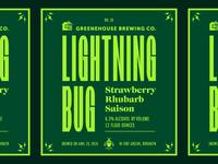 Lightning Bug Saison