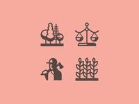 More impact icons