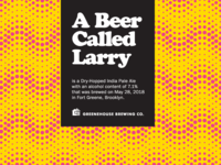 A Beer Called Larry