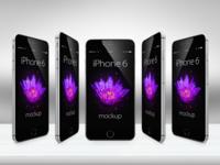 iPhone 6 Premium Photorealistic Responsive Mock-Ups
