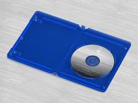 Blu-ray/DVD Case Packaging Mock-Ups