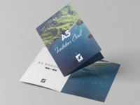 A5 Invitation Card / Brochure Mock-Ups Vol.1