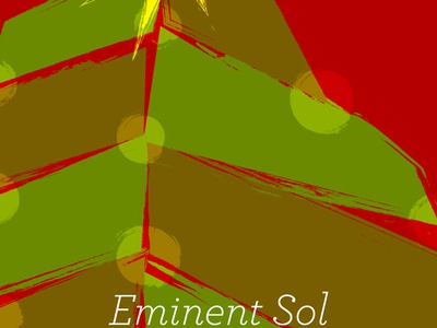 Eminent Sol Holiday album art album art illustration holiday