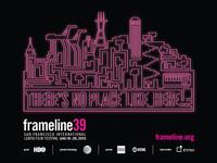 Frameline39 Muni Poster
