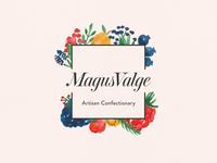 MagusValge — Logo Design