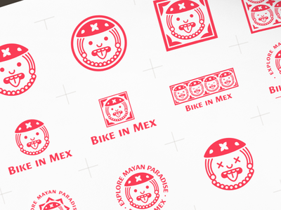 Bike in Mex | Logo Family