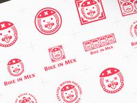 Bike in Mex | Logo Family