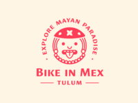 Bike in Mex | Signature Logo