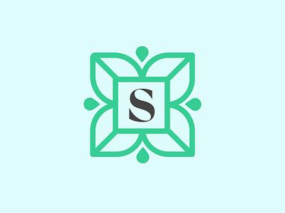SomaCell | Logo Draft illustration typography design brand geometric logo branding clean minimalist creative