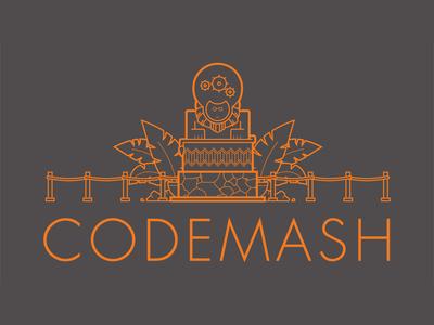 Codemash T-shirt concept