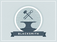 Blacksmith Card