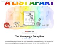 A List Apart Rainbow