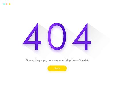 404 web page error 404