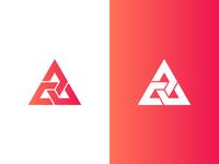 Minimalist geometric logo