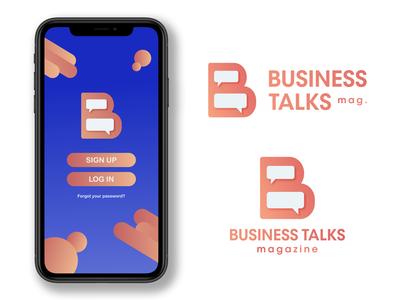 Business logo concept