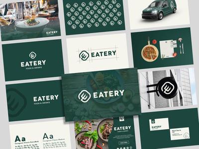 Restaurant brand identity