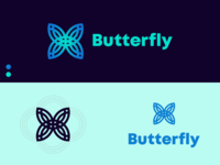 Butterfly - Logo concept