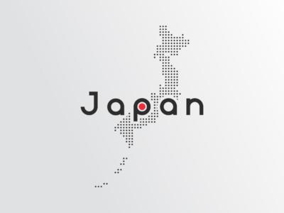 Japan - logo concept