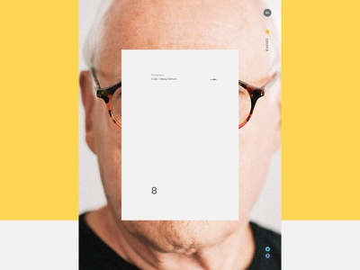 Blog web ux ui site pure minimalism minimal grid exploded e-commerce desktop