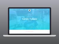 Personal Web Site/Portfolio Redesign