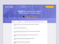 Home Page — Şehrim İçin Yap