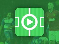 Live Match Icon Concept