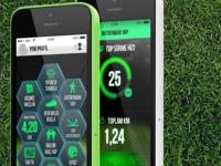 Smart Soccer Ball Application Design