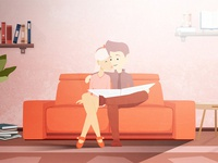 Žakelj Sofas - Animated Ad