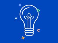Lightbulb for Ask an Expert section