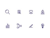 Dribbb iconset