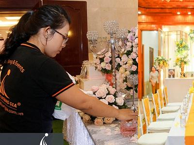 'Hôn lễ đẹp như mơ' 10 dịch vụ trang hoàng tiệc cưới Quảng Bình kia xe topquangbinh