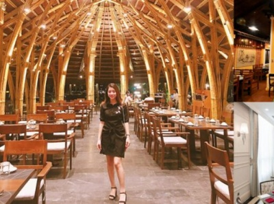 'Check-in sang chảnh' tại 10 nhà hàng sang trọng hàng đầu ở Quản amthuc quanan topquangbinh