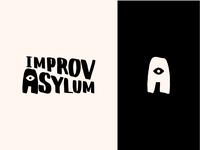 Improv Asylum Logo
