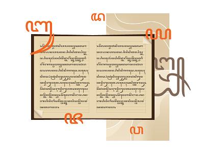 Hanacaraka #1 manuscipts indonesia java heritage letters