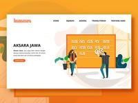 Hanacara Landing Page