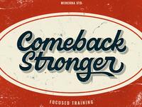 Comeback Stronger #2