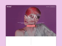 Salon trends page
