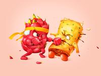 Pitaya VS rolls