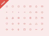 UI Icons (Free)